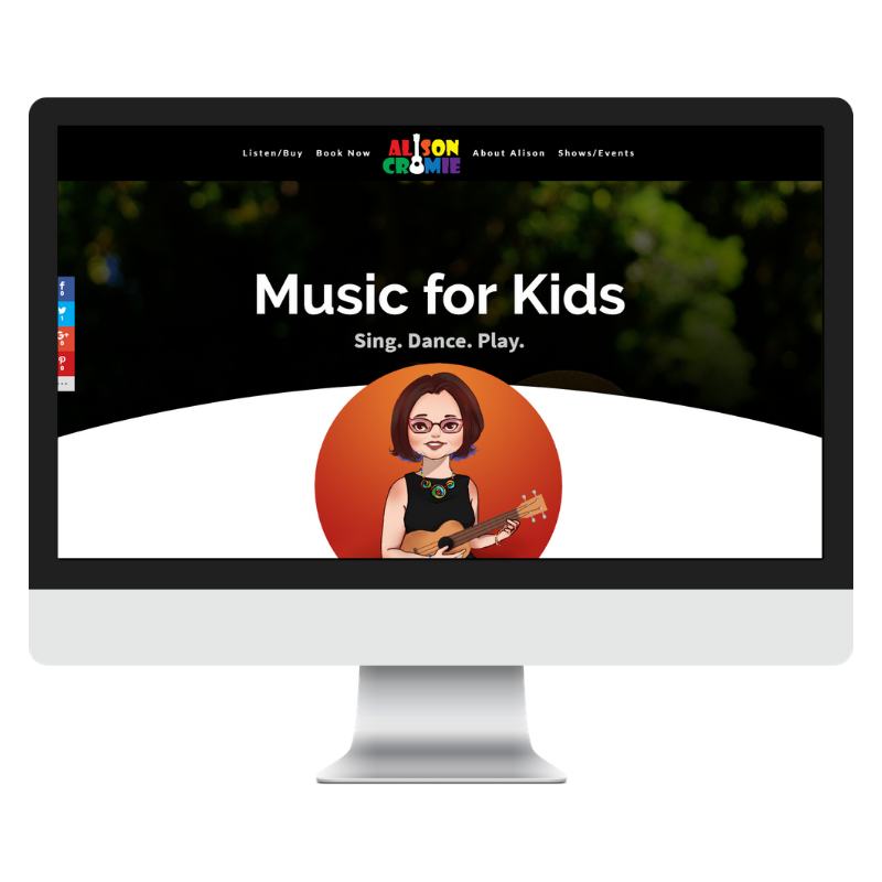 Alison Cromie Music for Kids 1